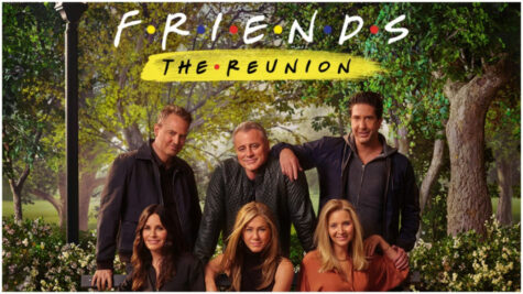 The One Where They Reunite