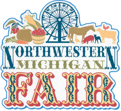 The Northwest Michigan fair will be open Aug. 8-14, most events still planned to occur